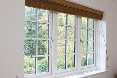 Stratton-double-glazed-bar-window-coloured-PVC-Norfolk-Company